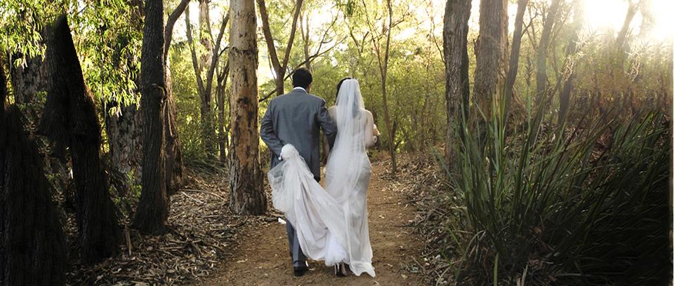 Weddings at Leeuwin Estate